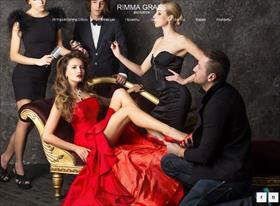 Персональный Сайт Дизайнера Одежды
