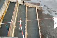 Опалубка и заливка бетоном