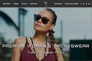 BADBUNNY; Премиальная женская спортивная одежда из Бразилии.