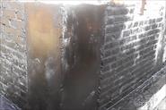 Гидроизоляция и утепление нижней части фасадной стены