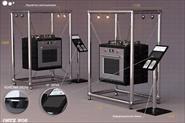Моделирование и визуализация выставочных стендов