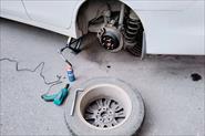 Замена колёс с выездом.