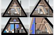 Дизайн проект А-Фреймов