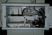 Перенос сетевого оборудования в шкаф