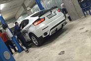 Отремонтировали BMW