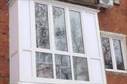 Остекление балконов/лоджий. Отделка.Окна ПВХ( продолжение)