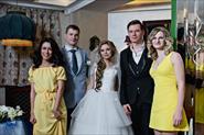 Свадьба Олега и Натальи