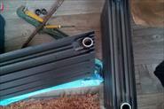 Замена межсекционых прокладок на радиаторе