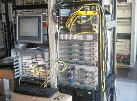Сборка и настройка системы мониторинга и управления сетью в дата-центре ВЭС
