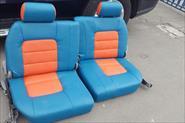 Заказ с YouDo. Перетяжка сидений для яхты