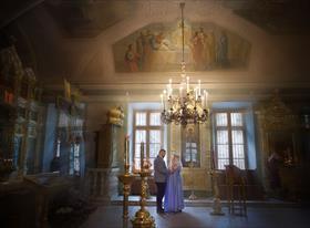 Венчание Нина и Егор