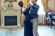 Обучение танцам, выступление на мероприятии.