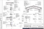 Рабочая документация - чертежи (раздел АР, РД, КД) Загородное домостроение