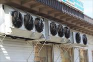 Холодильные машины  (Чиллеры, низкотемпературные машины)