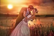 Арт-Ретушь (свадебное фото)