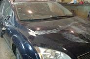 Замена крыши, покраска Ford Focus