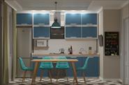 Дизайн-проект интерьеров квартиры в