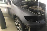 Оклейка пленкой BMW X6