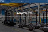 Сайт-визитка промышленной компании