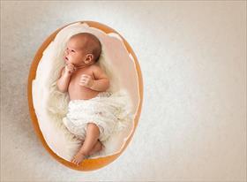 Новорожденная фотосессия
