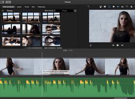 Создание видеопортретов
