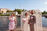 Свадьба, юбилей
