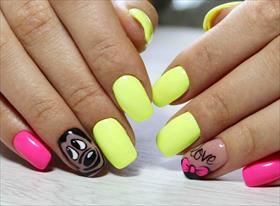 Ногти ноготки