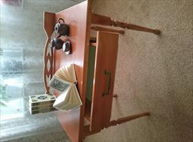 Изготовление простой и не дорогой мебели из массива