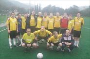 Работа с юными футболистами-сиротами