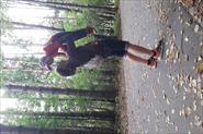 прогулка в лесу и в парке