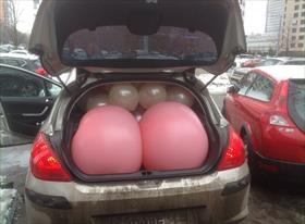 Доставка шариков)
