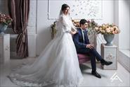 Свадебная съемка в студии