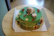Доставка торта на день рождения.