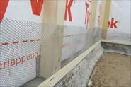 Монтаж фиброцементного сайдинга Энтернит(вентилируемый фасад).