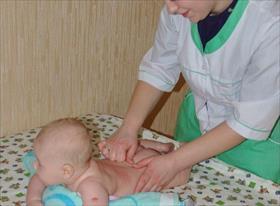 Детский массаж с элементами ЛФК детям с 2 недель до 14 лет
