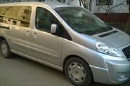 Грузо-пассажирские перевозки на FIAT SCUDO