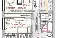 Дизайн квартиры в Опалиха О3