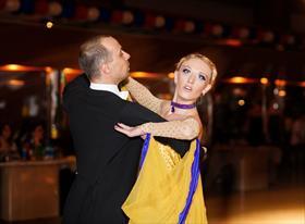 Прическа и макияж на бальные танцы