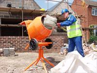 Как сделать бетон в домашних условиях?