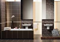 Выбор дизайна плитки для ванной комнаты