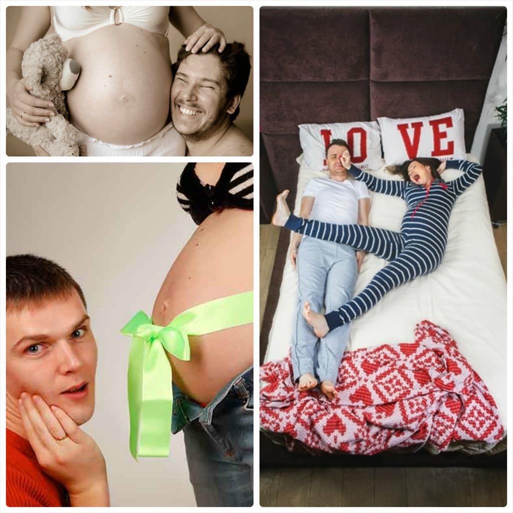 образы для фотосессии беременной